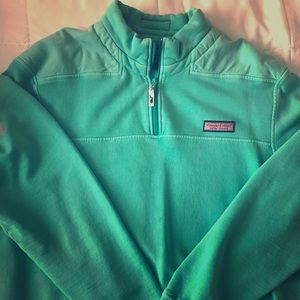 Men's size L vineyard vines shep shirt